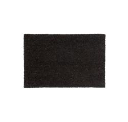 Achat en ligne Tapis d'entrée antidérapant coco anthracite 33x60cm