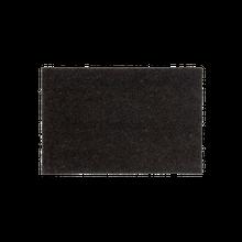 Achat en ligne Tapis d'entrée rectangulaire 33x60cm en fibre de coco anthracite