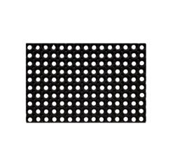 Achat en ligne Tapis d'extérieur caillebotis en caoutchouc 40x60cm