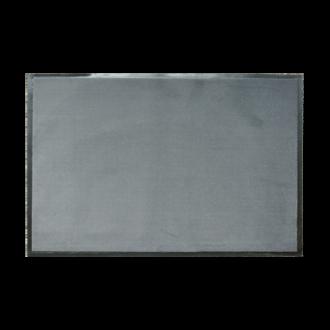 Tapis d'intérieur zinc polyamide 40x60cm