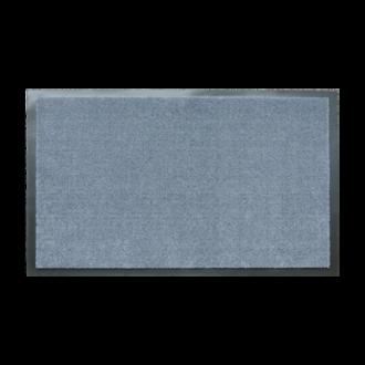 Tapis d'intérieur zinc mat polyamide 60x90cm