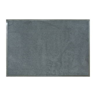 Tapis d'intérieur réglisse mat polyamide 40x60cm