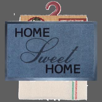 Tapis d'intérieur Home sweet home 40x60cm