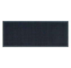 Tapis vinyle Arles noir 97x58 cm