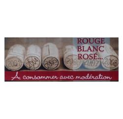 Achat en ligne Tapis de cuisine antidérapant Bouchons de vin 50x120cm