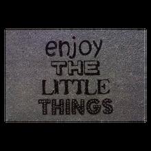 Achat en ligne Tapis d'entrée rectangulaire coco Enjoy the little 40x60cm