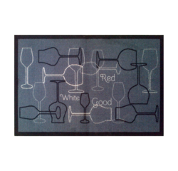 Tapis de cuisine antidérapant Bouchons de vin 50x120cm
