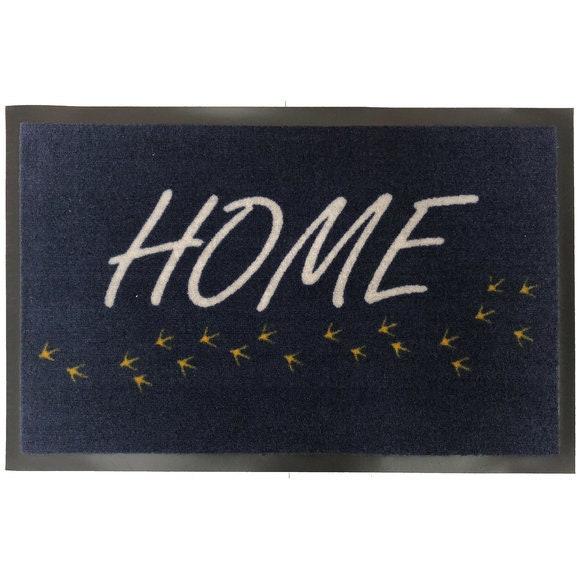 Tapis polyamide imprimé 40x60 cm Home