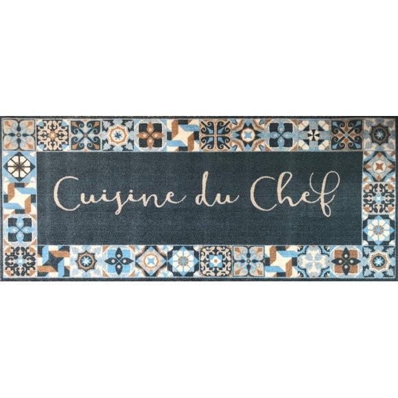 Tapis de cuisine 50x120 cm Cuisine du Chef