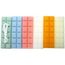 Achat en ligne Bougie à modeler couleurs pastel 230g
