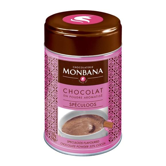 Achat en ligne Chocolat en poudre spéculoos 250g