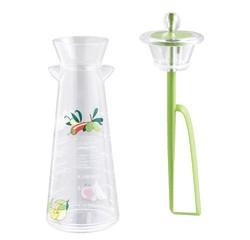 acquista online Mixer per condimenti in plastica con manovella