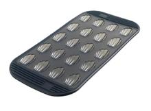 Achat en ligne Moule à 20 mini madeleines en silicone 35x17cm