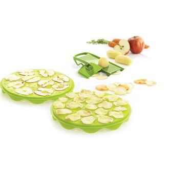MASTRAD - Kit cuit-chips avec mandoline vert