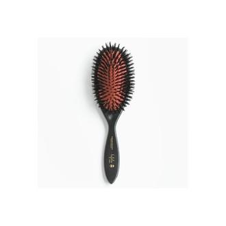 Brosse à cheveux en poils de sanglier grand model