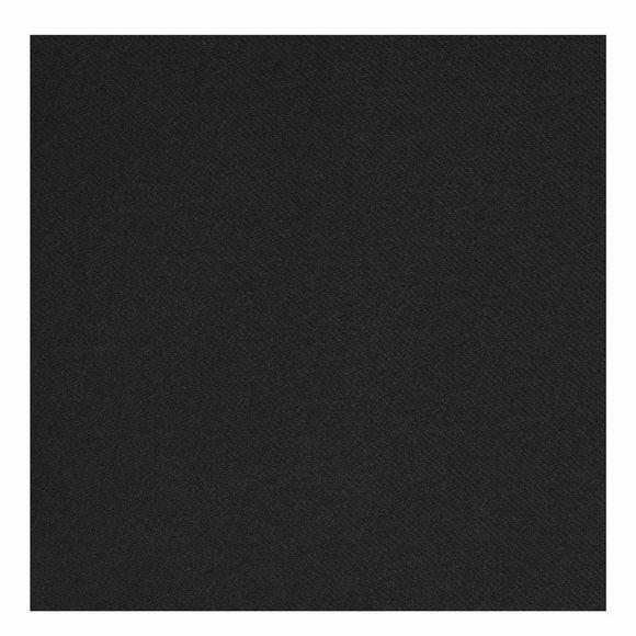 Achat en ligne 50 serviettes 40x40cm intissées unies ébène