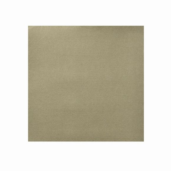 Achat en ligne 50 serviettes 20x20cm en papier celi ouate unies argile