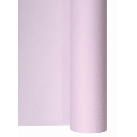 Achat en ligne Nappe intissée rose poudre en rouleau 1,2x10m