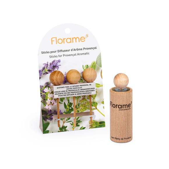 Achat en ligne Pack de trois sticks diffuseurs parfum arôme provencal