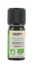 Achat en ligne Huile essentielle biologique mandarine distillée 10ml