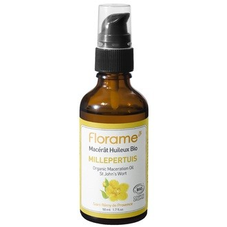 FLORAME - Macérat huileux bio Millepertuis - 50ml