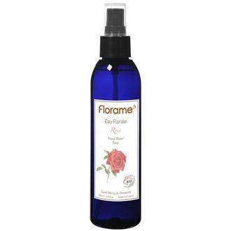 FLORAME - Eau florale bio Rose - 200ml