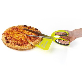 Ciseaux-pelle pour pizza