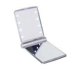 Achat en ligne Miroir poche lumineux rectangulaire LED