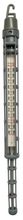 Achat en ligne Thermomètre confiseur en verre et plastique 80° à 200°C