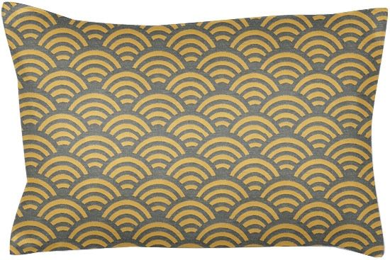 acquista online Coussin moutarde Big sushis 40x60cm