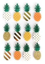 Achat en ligne Ananas effet 3D 12 pièces