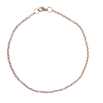 Chaîne de bracelet bronze 20cm