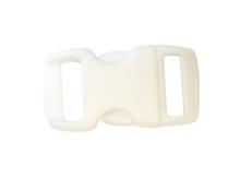 Achat en ligne Sachet de 10 clips en plastique blanc