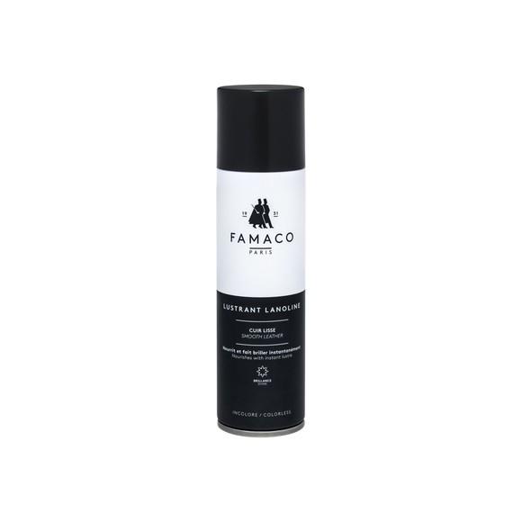 Lustrant lanoline pour cuir lisse incolore 250ml