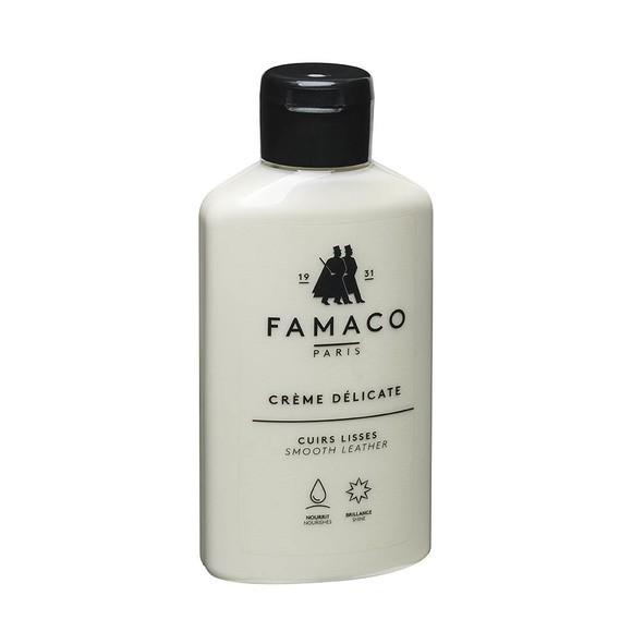 Flacon de crème délicate incolore 125ml