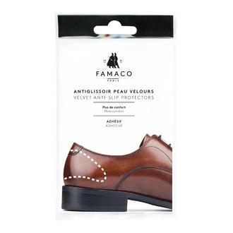 FAMACO - Antiglissoir croute de cuir