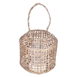 Lanterne bambou d28xh28