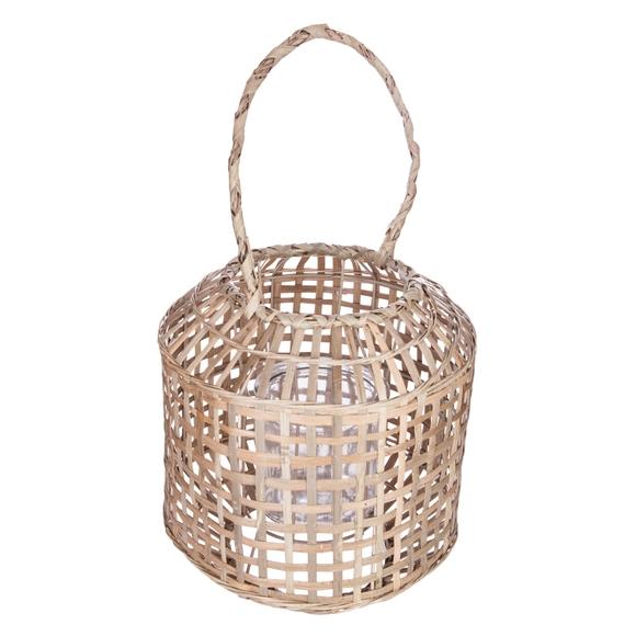 Achat en ligne Lanterne bambou D28xH28