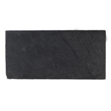 Achat en ligne Assiette rectangulaire ardoise 14x22cm