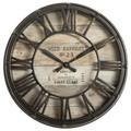 Horloge vintage 21cm