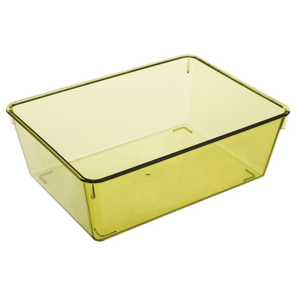 Organiseur de tiroir transparent petit modèle