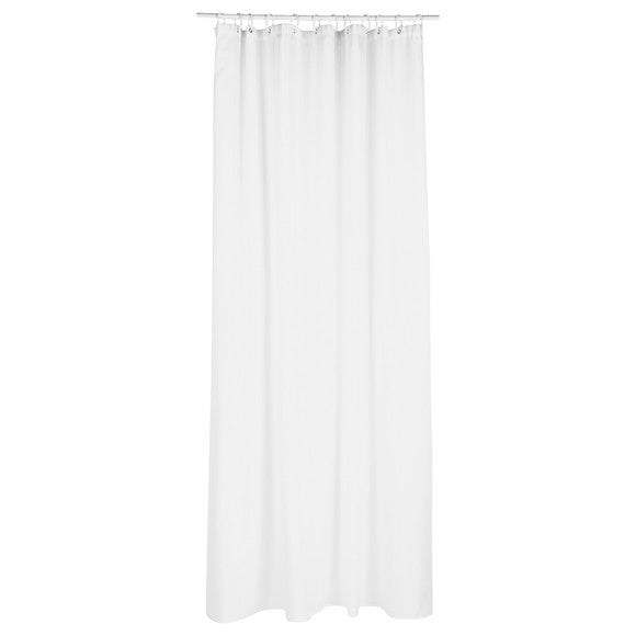 acquista online Tenda doccia bianca