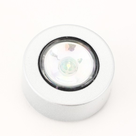 Achat en ligne Set de 4 mini spots de placard à LED