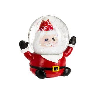 Boule à neige sujet de Noël