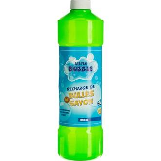 Bulle de savon recharge 1L