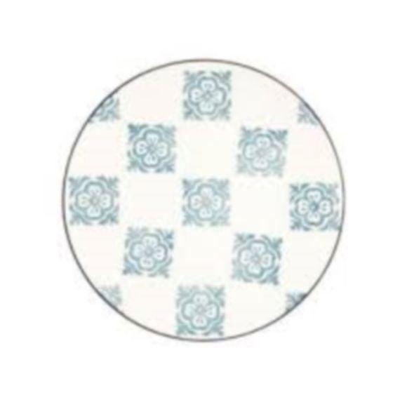 Achat en ligne Assiette plate Fleur 27,5cm
