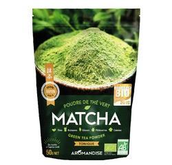 Achat en ligne Poudre de thé vert bio Matcha Origine japon 50g