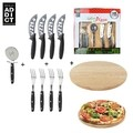 Set di 10 accessori per pizza