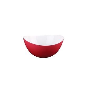 ZODIO - Coupelle en plastique cranberry D14cm