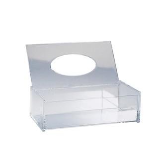 Boite à mouchoirs transparente